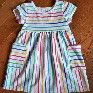 Wonder nation 2t stripe dress